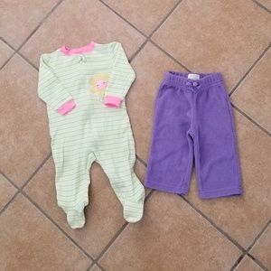 Little Girls Outfit Bundle